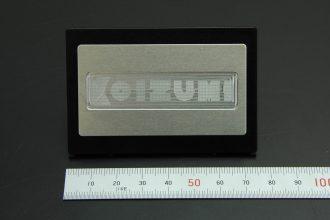 微細穴加工サンプル